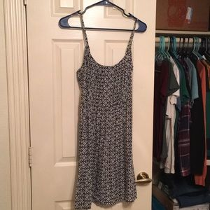 Gently used, spaghetti strap dress from Old Navy